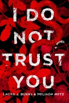 I Do Not Trust You_cover image